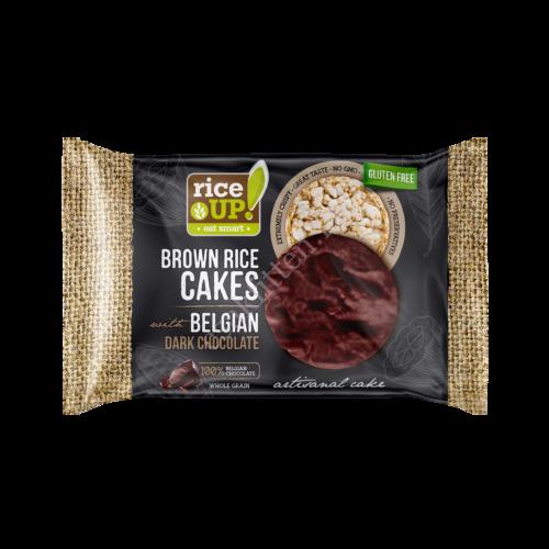Rice Up Csokis Szelet étcsokoládés 30 g