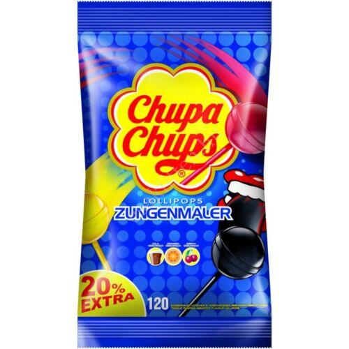 Chupa Chups Graffiti (nyelvszinezo) 120X12g
